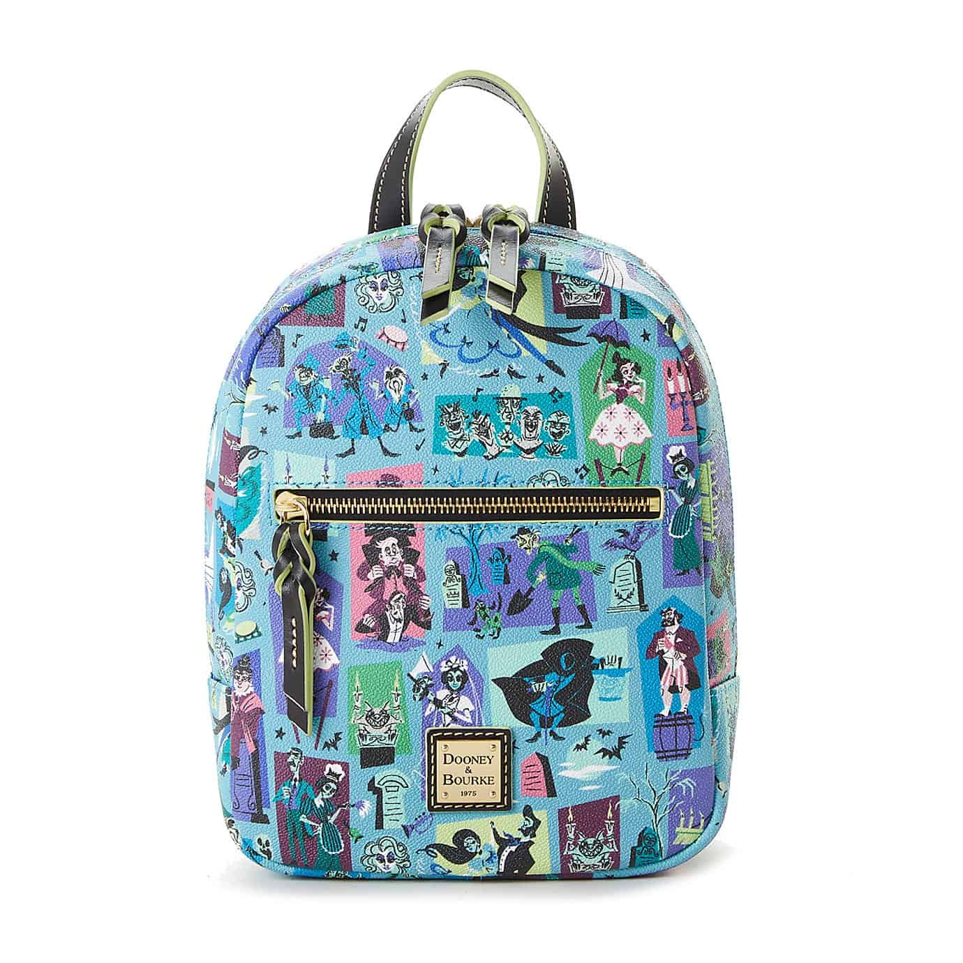 haunted mansion dooney backpack