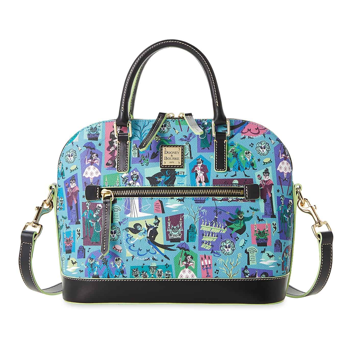 2020 haunted mansion dooney satchel