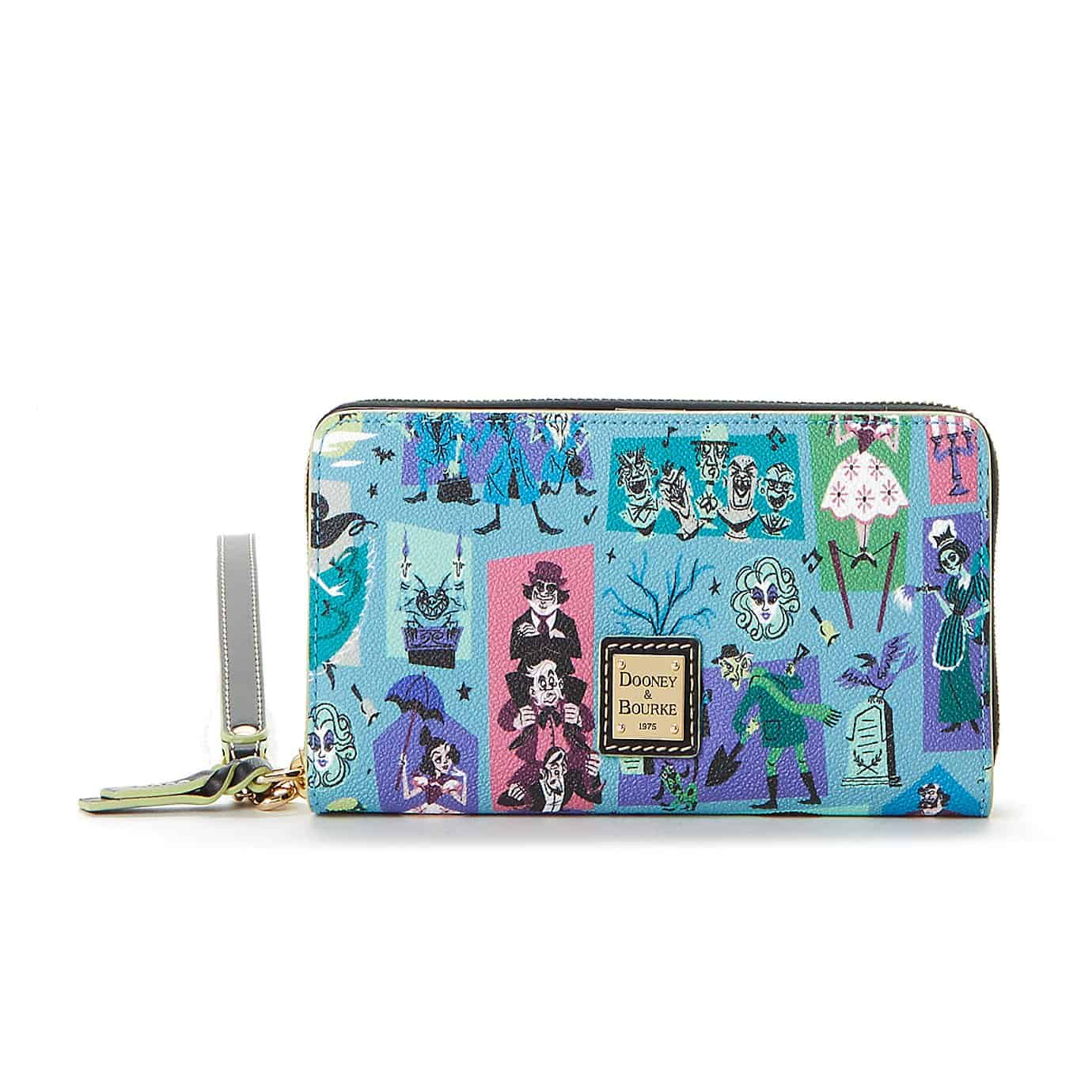 Dooney & Bourke Haunted Mansion 2020 wallet
