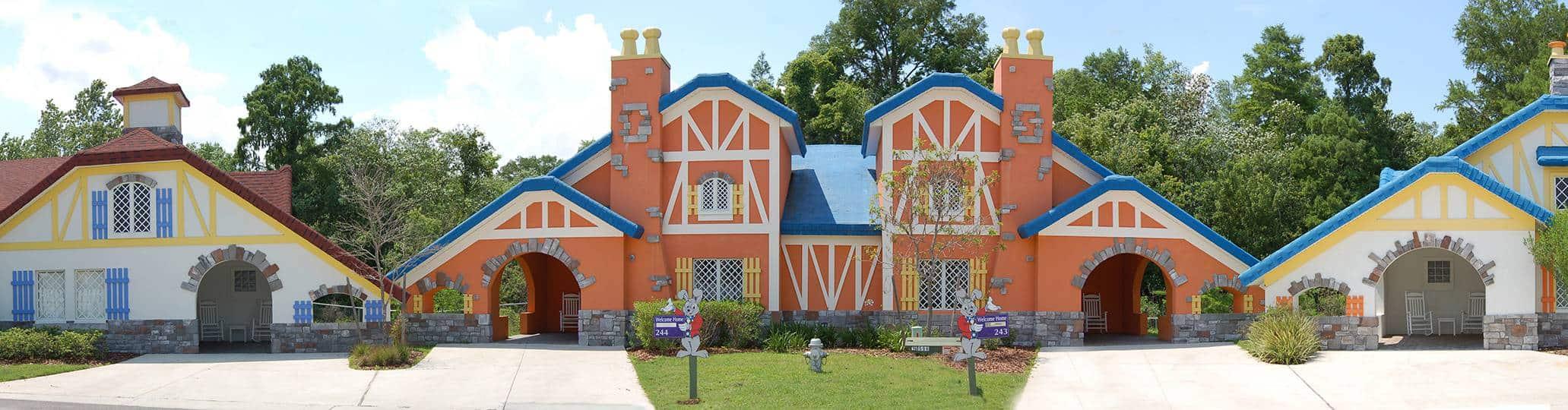 GKTW Village house