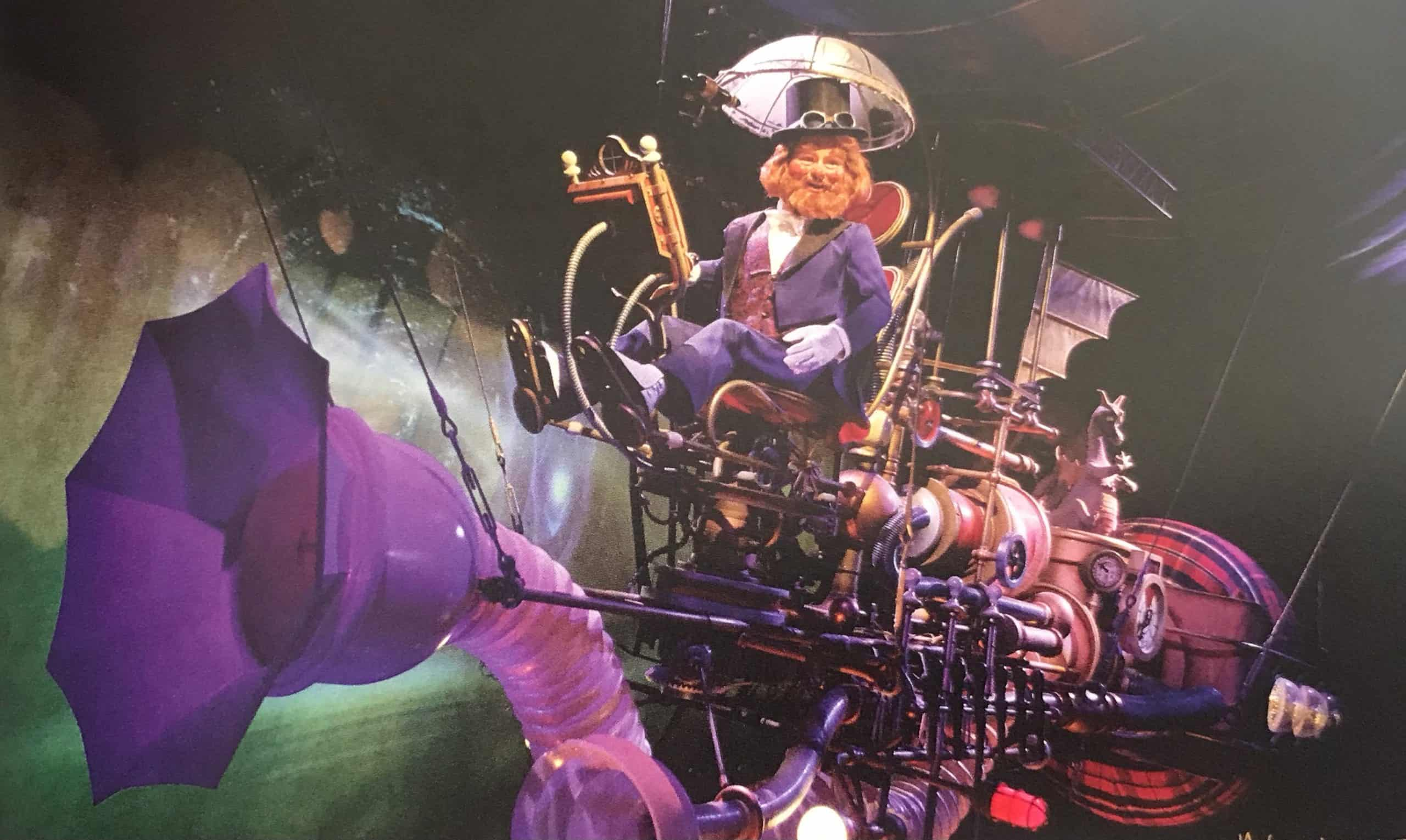 Journey into Imagination original