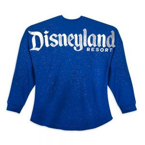 Disneyland Wishes Come True Blue Spirit Jersey