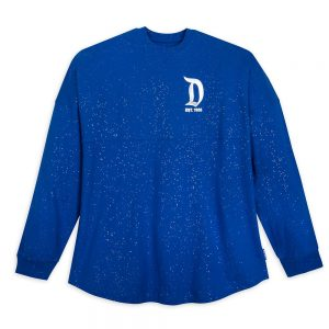 Disneyland Spirit Jersey front ishes Come True Blue