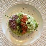 Bull and Bear VEGAN wedge salad