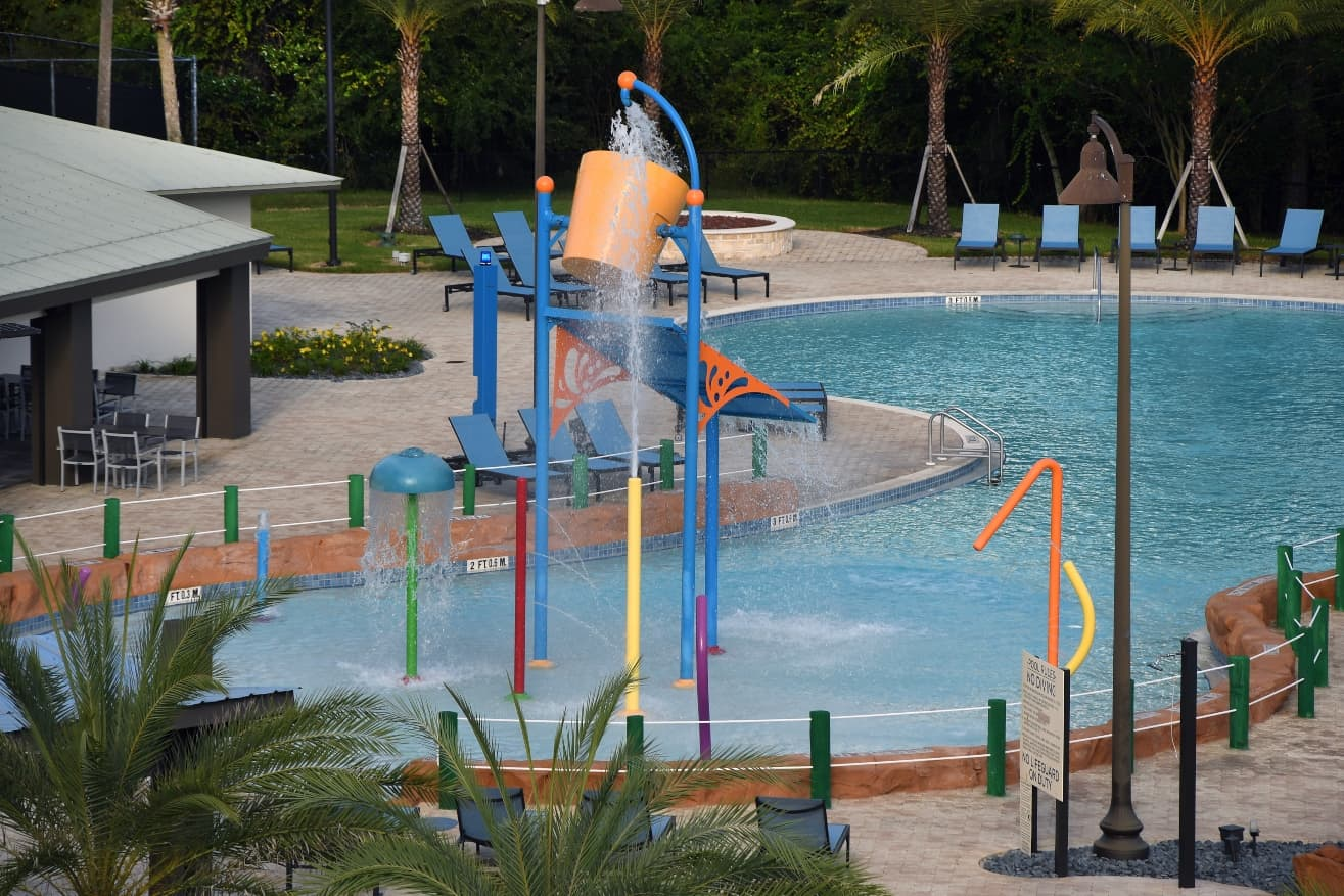 Oasis Pool Kids Area Wyndham LBV