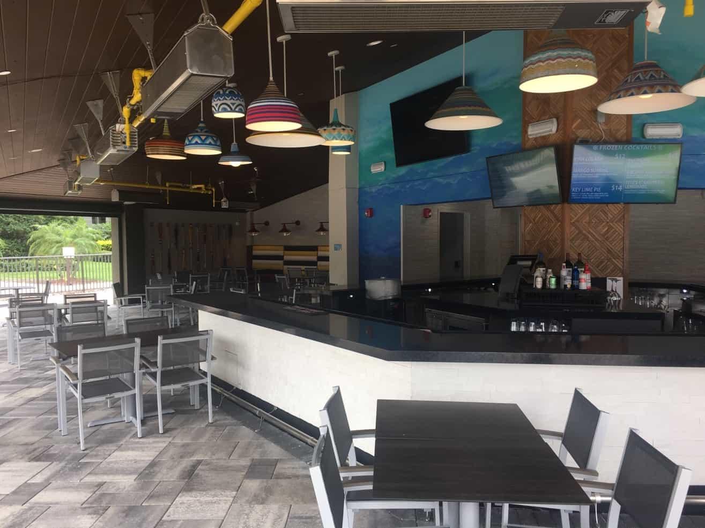 Oasis Restaurant Wyndham LBV