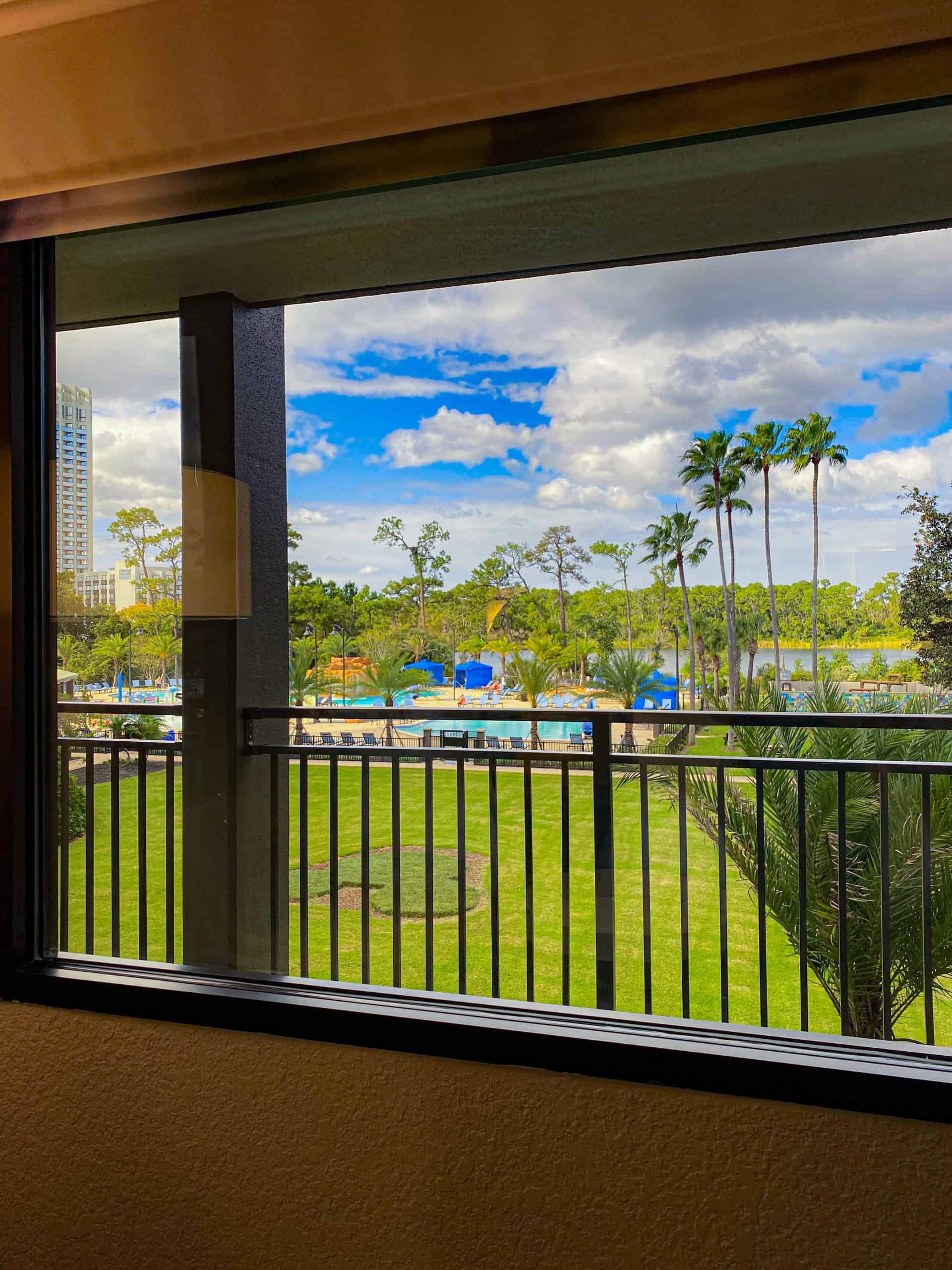 Wyndham Lake Buena Vista Garden room
