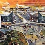 Tomorrowland 67 John Hench