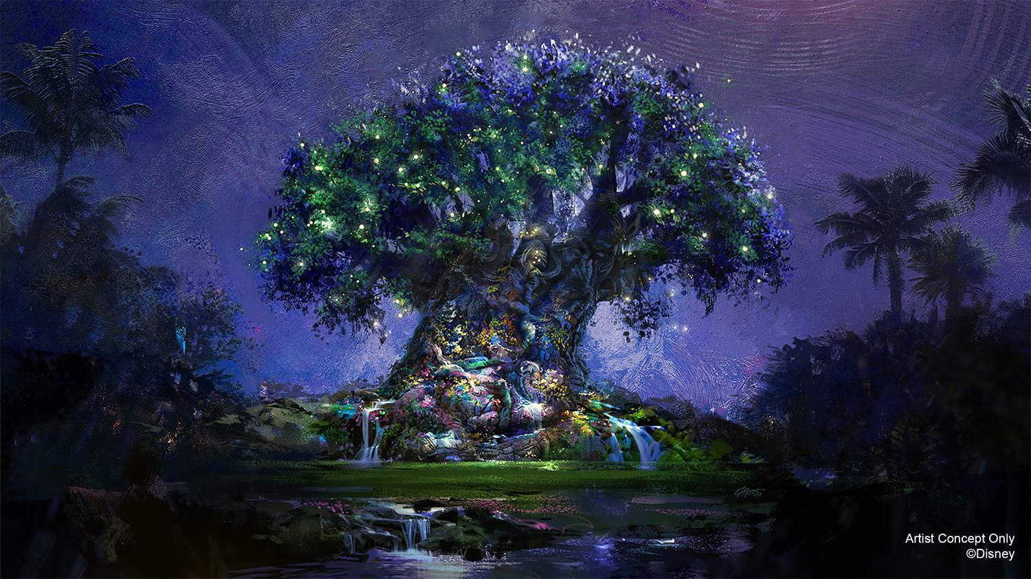 Tree of Life Beacon of Magic