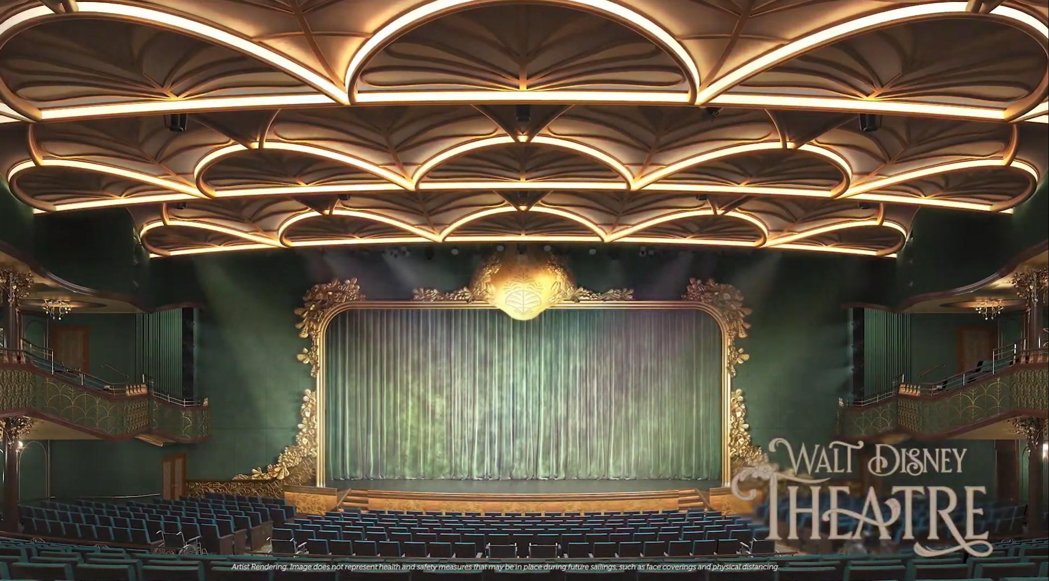Walt Disney Theatre Wish