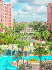 Caribe Royale Orlando pool