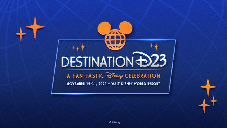 D23 Destination D 2021