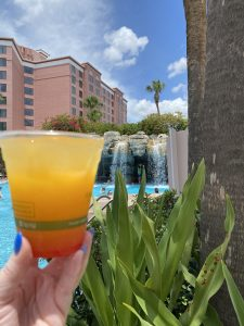 Calypso Pool Bar Caribe Royale