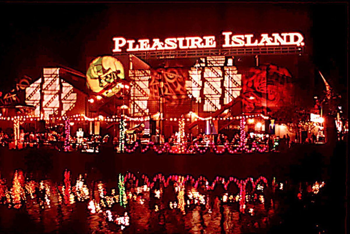 History Pleasure Island