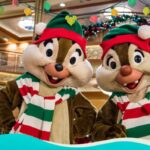 Chip and Dale Merrytime Disney Cruise