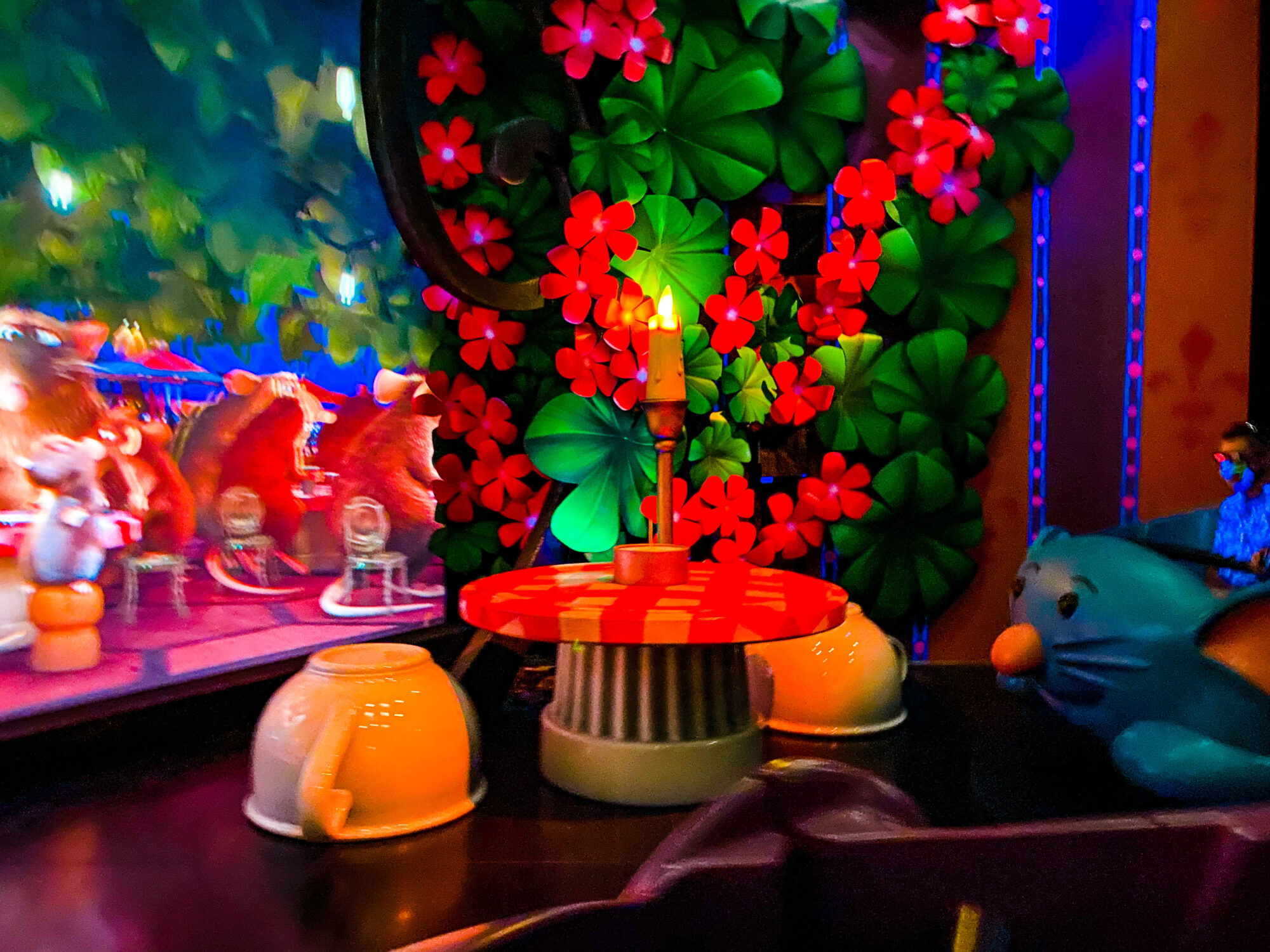 Remy's Ratatouille Adventure on ride